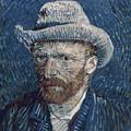 Van Gogh: Self-portrait by Granger