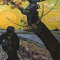 Van Gogh: Sower, 1888 by Granger