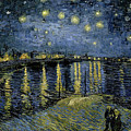 Van Gogh, Starry Night by Granger
