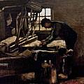Van Gogh: Weaver, 1884 by Granger