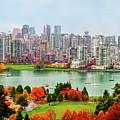 Vancouver After The Rain by Viktor Birkus