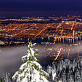 Vancouver City View by Pierre Leclerc Photography
