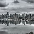 Vancouver Cityscape by Anne Sands