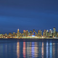Vancouver Cityscape by Mauricio Ricaldi
