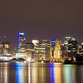 Vancouver Lights by Louise Magno
