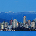 Vancouver Panorama   This Can Be Printed Very Large by Pierre Leclerc Photography