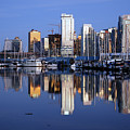 Vancouver Skyline by Alasdair Turner