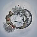 Vancouver Winter Planet by Mauricio Ricaldi