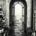 Vanderbilt Doorway In Centerport by Alissa Beth Photography