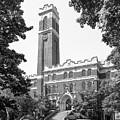 Vanderbilt University Kirkland Hall by University Icons