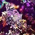 Vanessa Cardui Painted Lady  by PixBreak Art