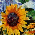Vangogh Sunny by Alice Gipson