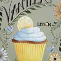 Vanilla Lemon Cupcake by Catherine Holman