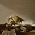 Vanitas by Jan Davidsz de Heem