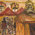 Vanocni Trh by Pablo de Choros
