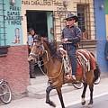 Vaquero En Pastores by Joseph Cosby