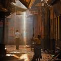 Varanasi Morning by Stefan Nielsen