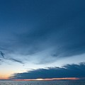 Variations Of Sunsets At Gulf Of Bothnia 4 by Jouko Lehto