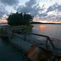 Variations Of Sunsets At Gulf Of Bothnia 6 by Jouko Lehto