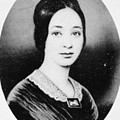 Varina Howell Davis (1826-1906) by Granger