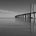 Vasco Da Gama Bridge by Marco Oliveira