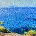Vast Expanse Of The Ocean by Ashish Agarwal