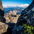 Vastly Majestic High Sierras by Mike  Herron