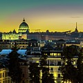 Vatican At Sunset by Mike Houghton BlueMaxPhotography