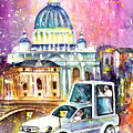 Vatican Authentic by Miki De Goodaboom