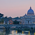 Vatican City At Sunset by Pablo Lopez