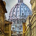 Vatican City by Irina Sztukowski