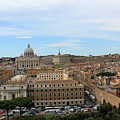 Vatican In Spring by Munir Alawi