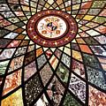 Vatican Marble Mosaic by Jill Love