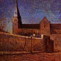 Vaugirard Church 1879 by Gauguin Paul