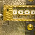 Vault Door Timing Device by Adam Crowley