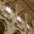 Vaulted Ceiling by Michael Hudson