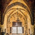 Rhodes, Greece - Vaulted Office by Mark Forte