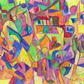 Vayerah by David Baruch Wolk