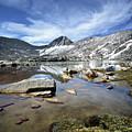 Vee Lake - Sierra by Bruce Lemons