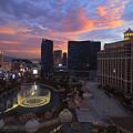 Vegas By Night by Chad Dutson