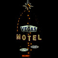 Vegas Motel  by David Lee Thompson