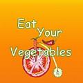 Vegetable Kitchen Decor by Kathleen Sartoris
