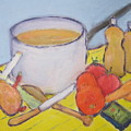 Vegetable Soup by Bernard Victor