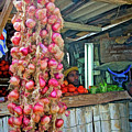 Vegetable Stand 2 by Claude LeTien