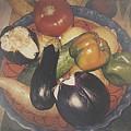 Vegetables Still Life by Beth Williams