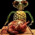 Vegetarian Meal by Paul Eggermann