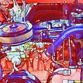 Vehicle Engine Close Up by Jeelan Clark