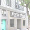 Veiled Mystery Mystery Street  by William Dey