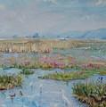 Veldriff Marshes 2011 by Elinor Fletcher