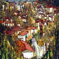 Veliko Tarnovo - Panorama by Michael Stoyanov